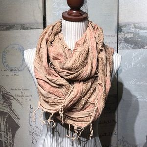 Urban outfitters circle Scarf
